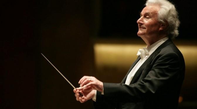 Le Berlioz gracieux de Sir Colin Davis