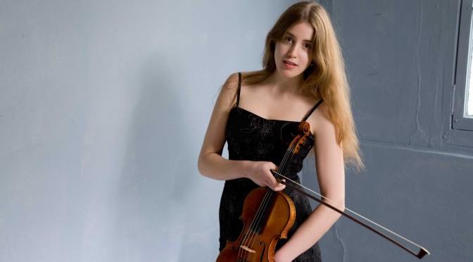 Vilde Frang, un Sibelius de glace