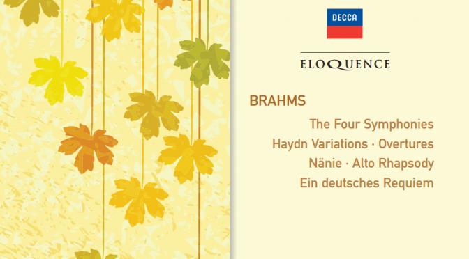 Brahms par Ansermet : sous une douce lumière