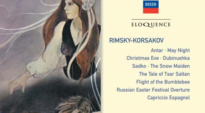 Rimski-Korsakov – Ansermet : un orchestre aux saveurs crues