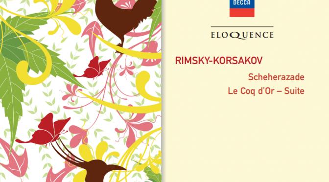 Rimski-Korsakov par Ansermet (I)