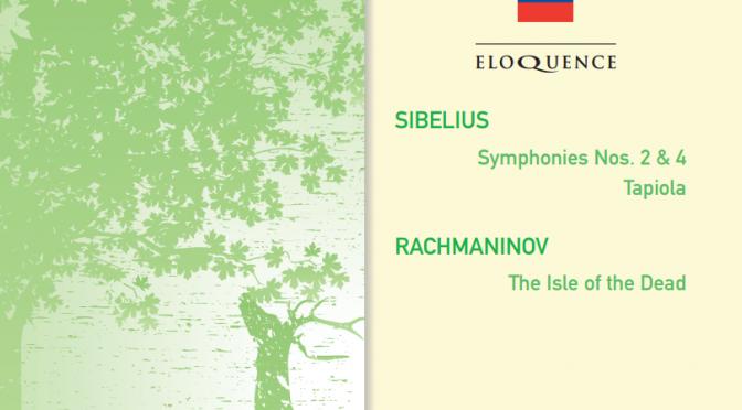 Extraordinaires Sibelius & Rachmaninov d'Ansermet (1963, 1954)