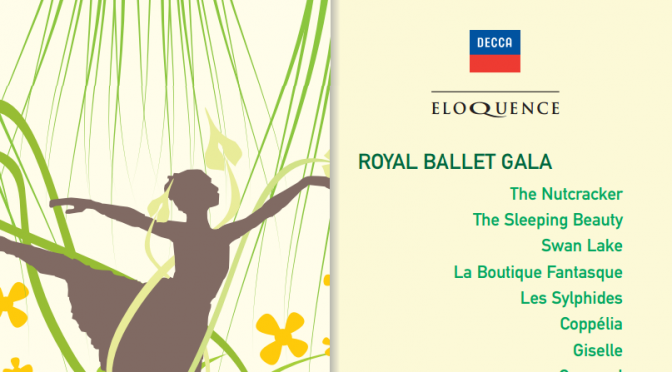 Royal Ballet Gala – Ansermet en Angleterre