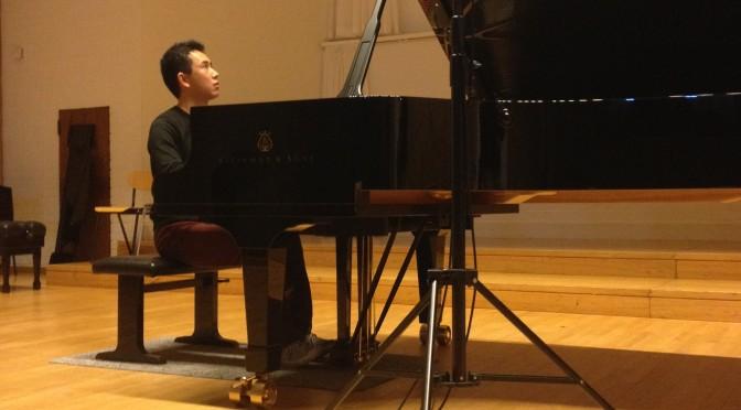 Session Hiroaki Takenouchi – Day 2