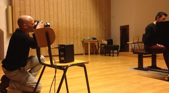 Session Hiroaki Takenouchi – Day 1