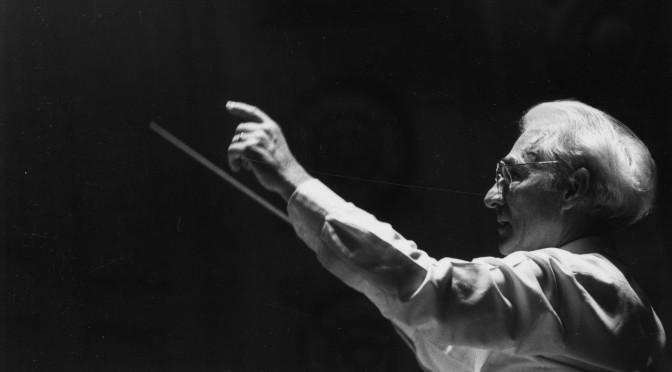 Jean Martinon (I) : Mozart grandiose à Paris, en 1956