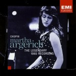 Argerich Chopin 1965 Recording emi cover