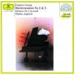 Argerich Chopin Sonatas cover DG