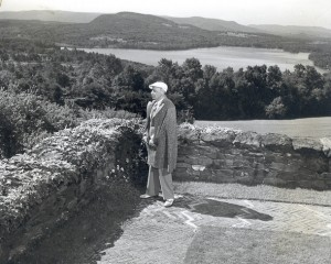 KoussevitzkyatSeranakPhotograph-by-William-Whitaker-courtesy-BSO-Archives
