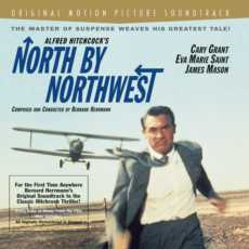 cover north by northwest soundtrack