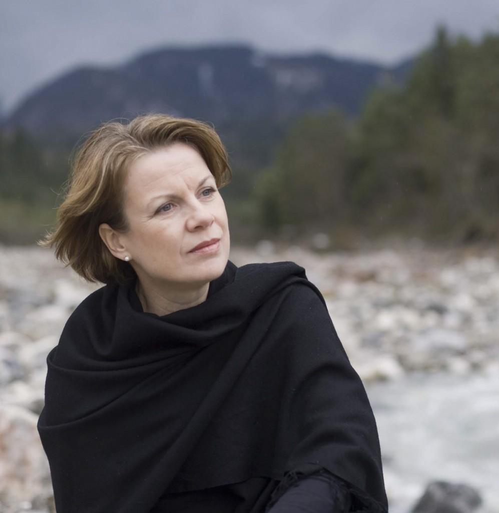 La mezzo-soprano argentine Bernarda Fink