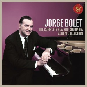 coffret Jorge Bolet