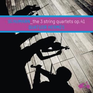 cover schumann quatuor hermès
