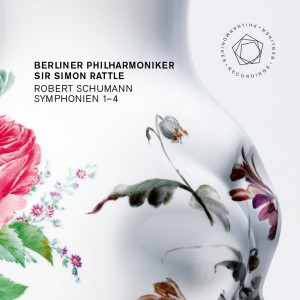 cover schumann symphonies rattle berliner records