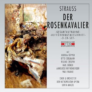 cover strauss rosenkavalier cantus 62