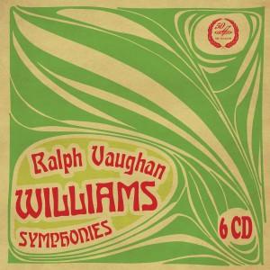 cover vaughan williams rozhdestvensky melodiya