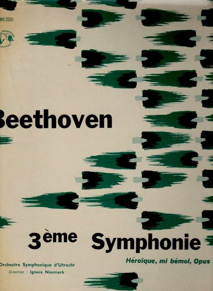 cover LP neumark beethoven 3