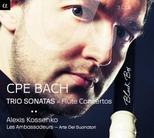 cover cpebach kossenko alpha 2014