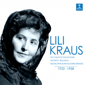 cover lili kraus erato edition
