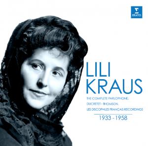 cover lili kraus erato edition