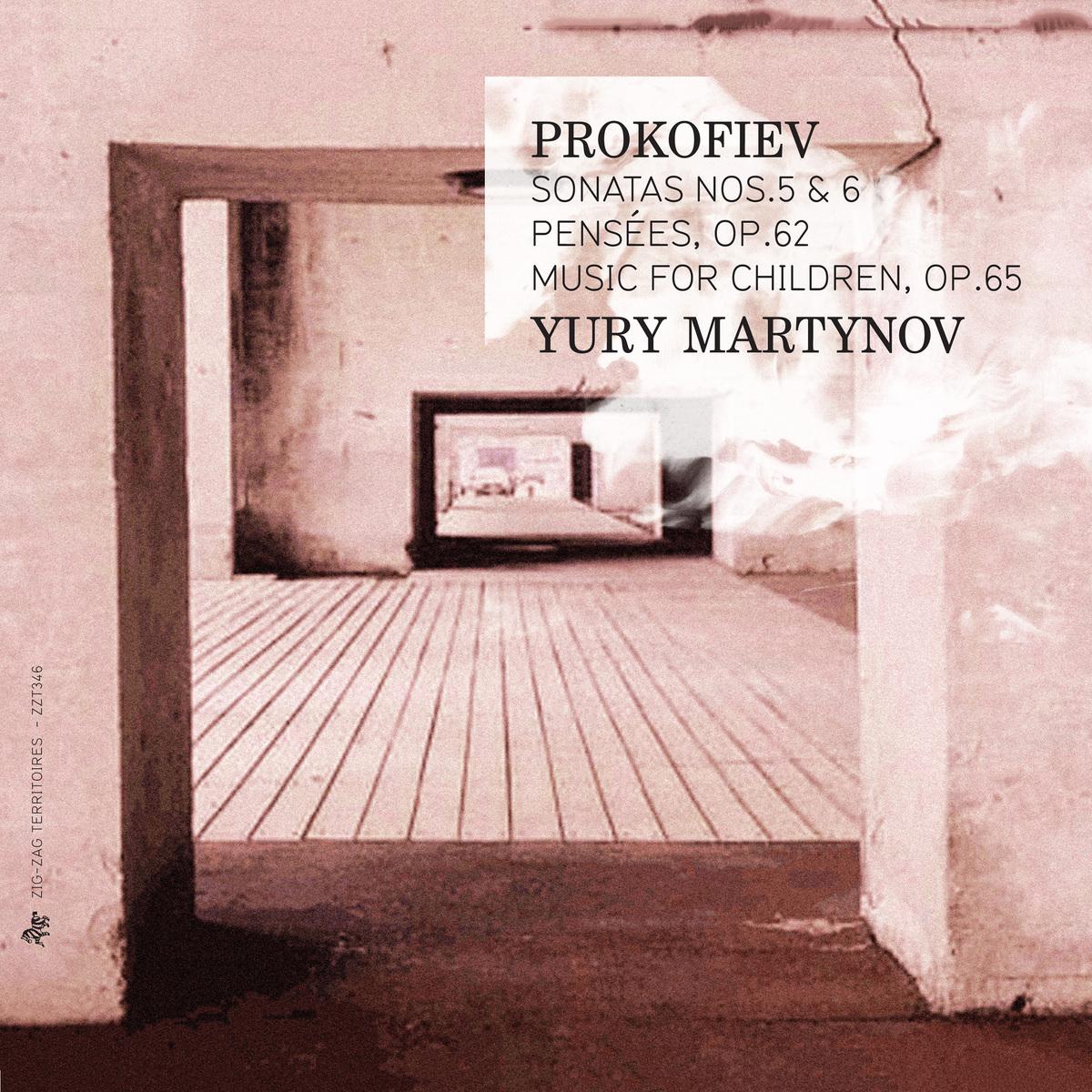 cover prokofiev martynov zig zag