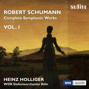 cover schumann holliger vol1 audite
