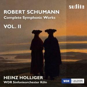 cover schumann holliger vol2 audite