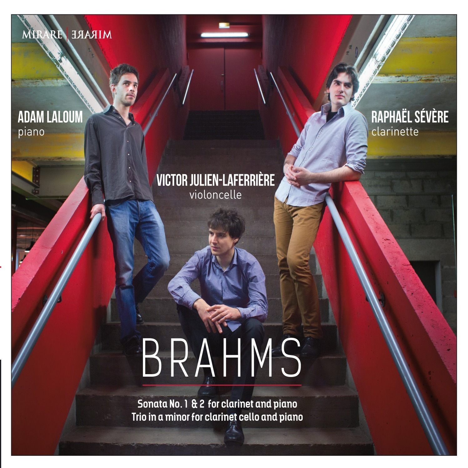 cover severe brahms mirare