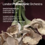 cover chosta symphonies 6_14 lpo jurowski