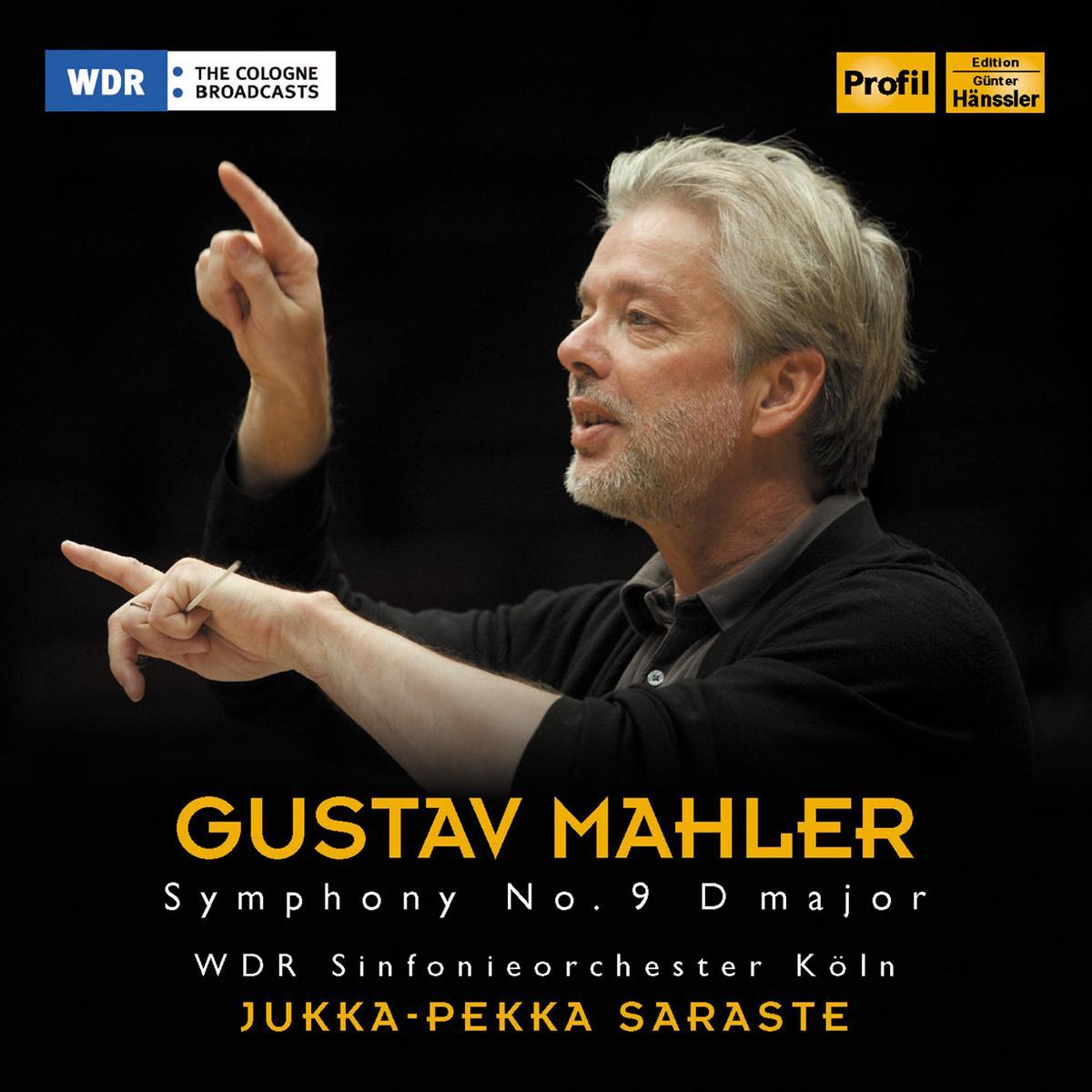 cover mahler saraste symphonie 9 profil