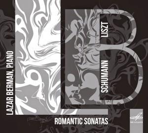 cover romantic sonatas berman melodiya