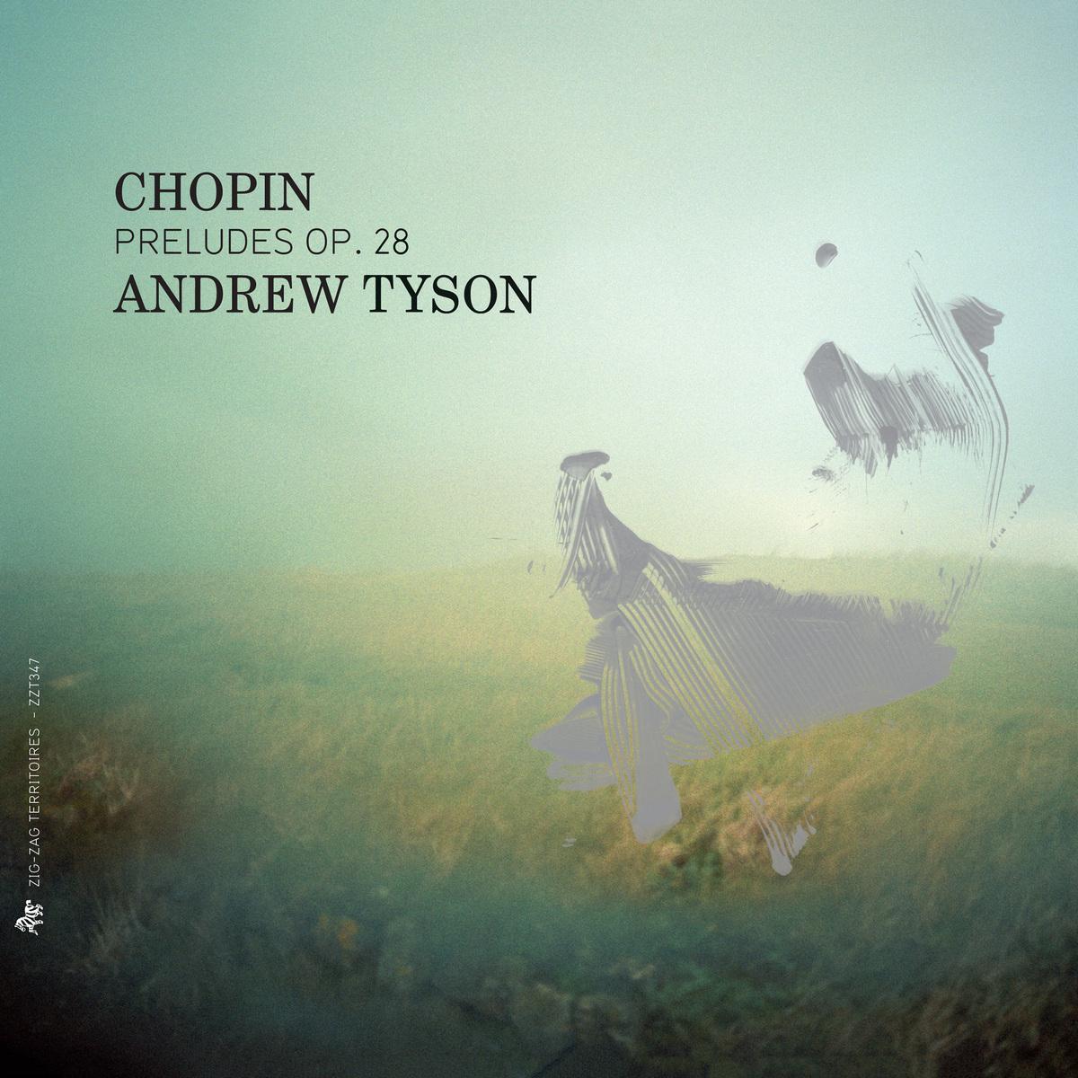 cover tyson chopin preludes zzt