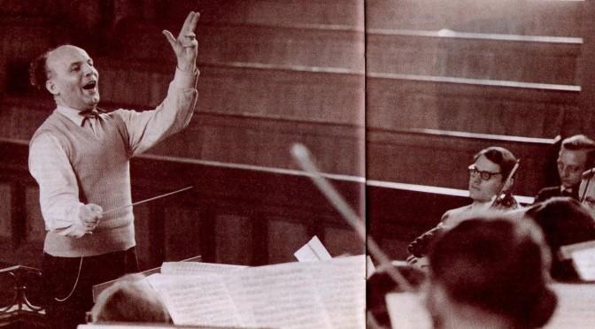 J. S. Bach et les premières années de la série Archiv