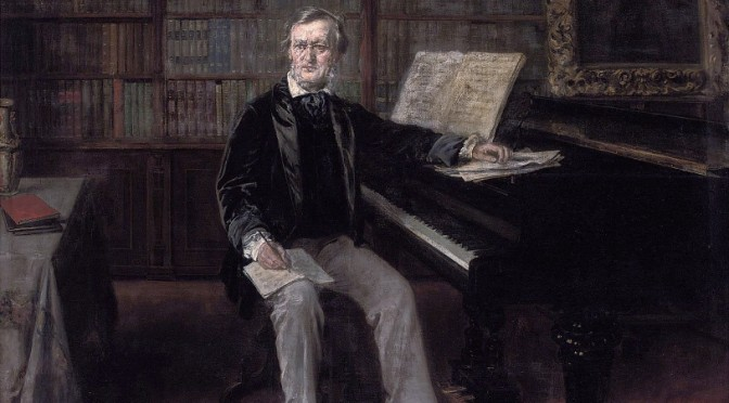 Wagner au piano