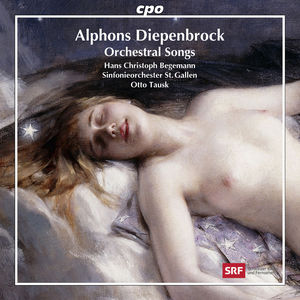cover diepenbrock orchesterlieder tausk cpo