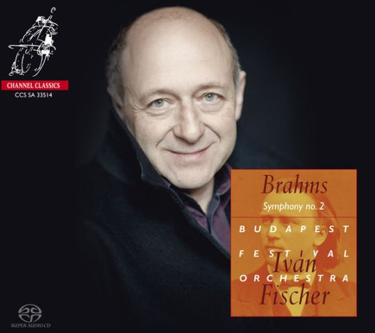 cover fischer brahms symphony 2 channel