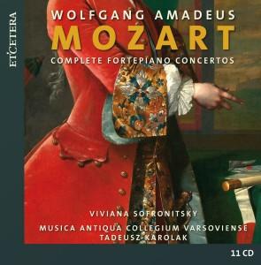 cover mozart concertos sofronitsky