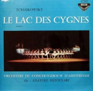 cover LP tchaiko fistoulari concertgebouw
