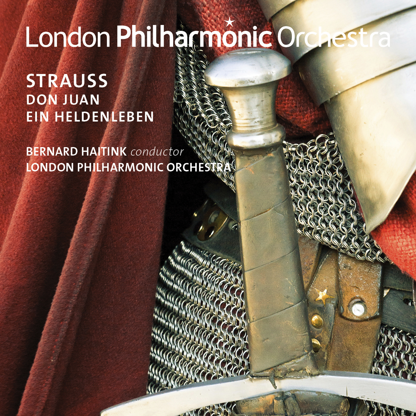 cover strauss haitink lpo