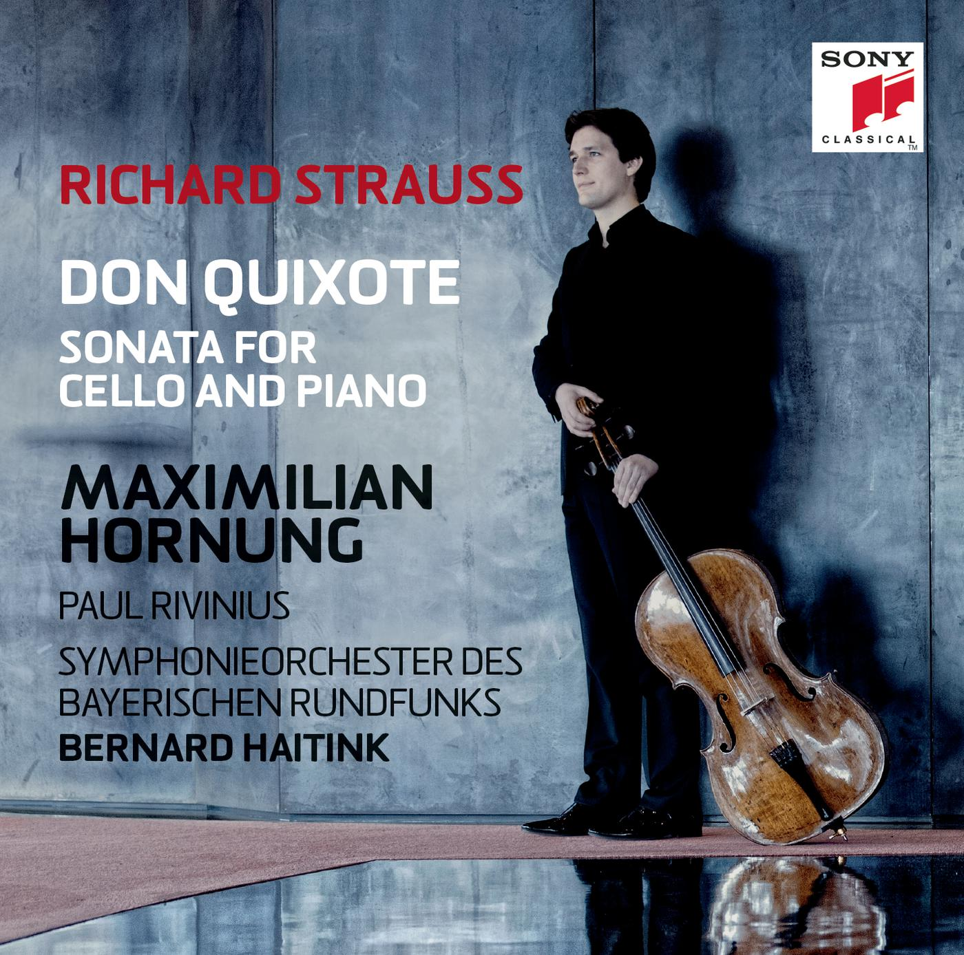 cover strauss hornung haitink sony