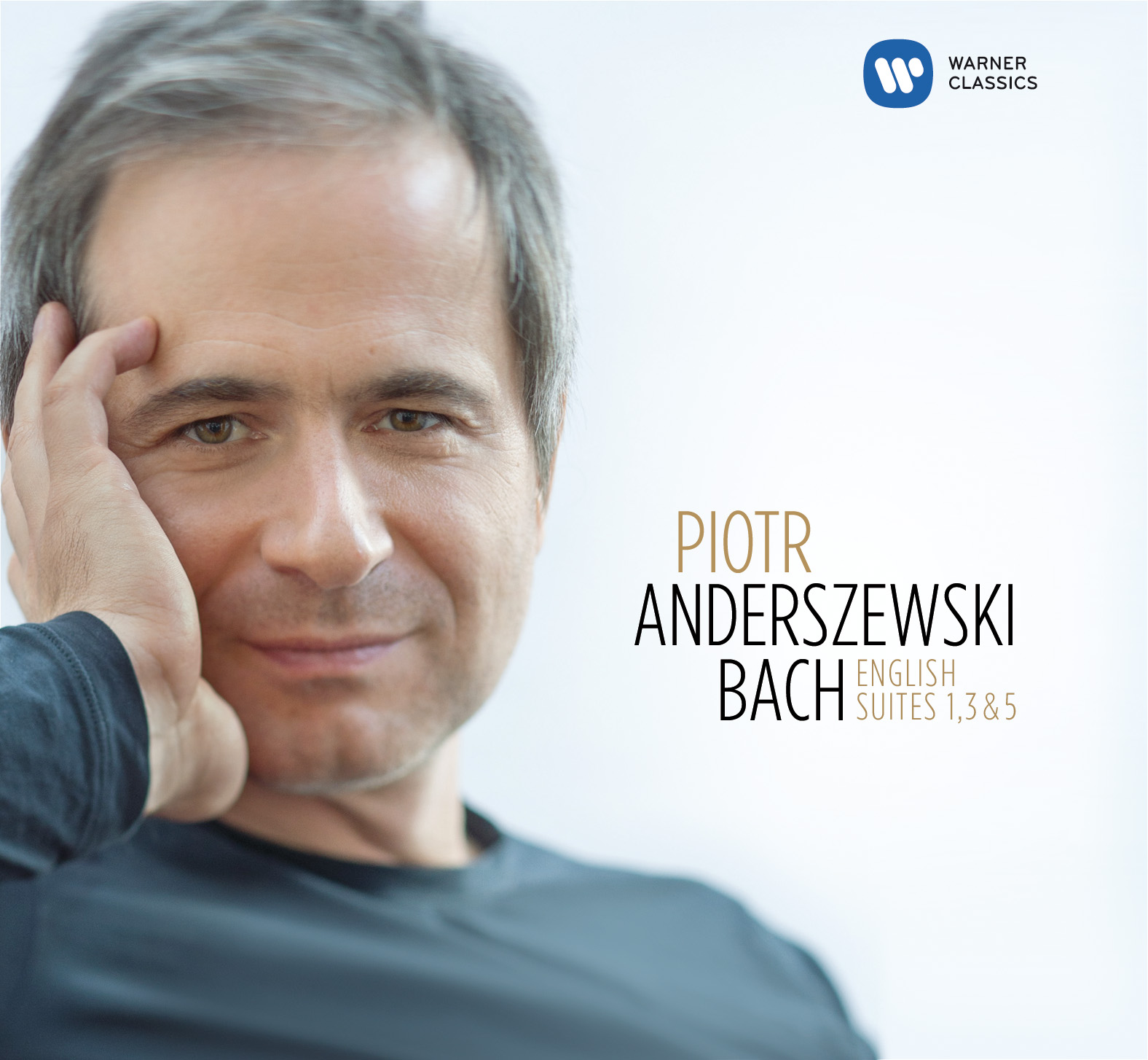 ANDERSZEWSKI - Bach Suites anglaises 1,3,5