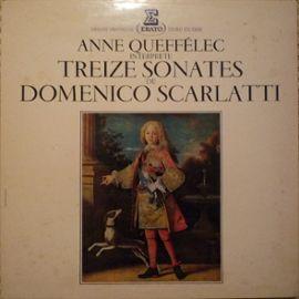 cover queffelec scarlatti sonates