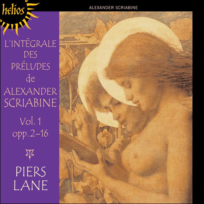 cover scriabine lane preludes 1