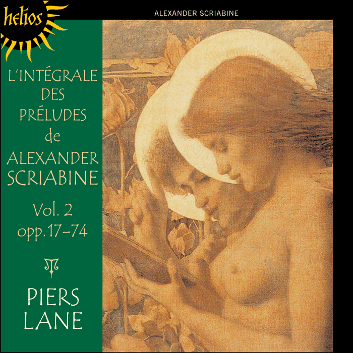 cover scriabine lane preludes 2