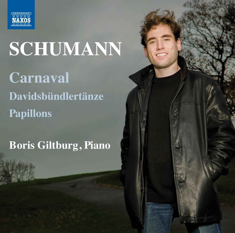 schumann giltburg naxos cover
