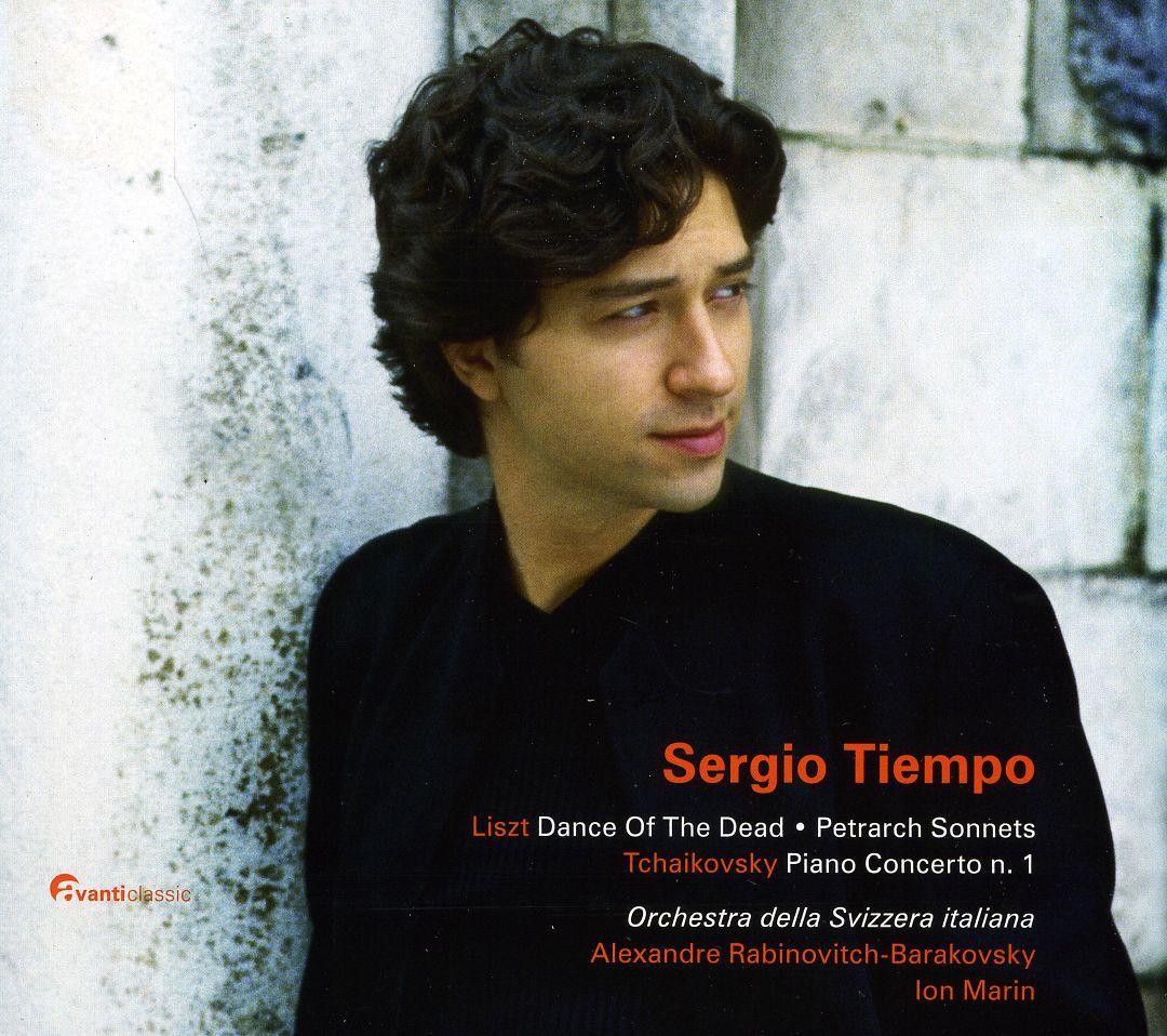 cover Liszt Sergio-Tiempo-L5414706103821