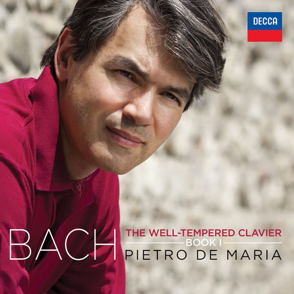 cover bach maria book 1 decca
