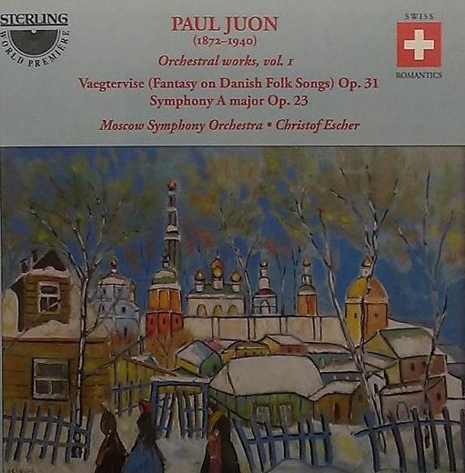 cover juon sterling Vol. 1