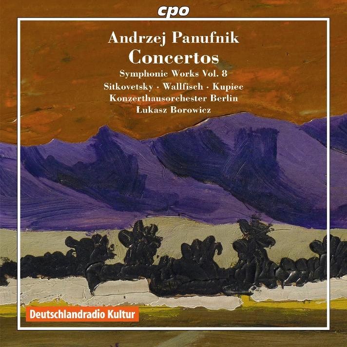 cover panufnik borowicz cpo vol 8