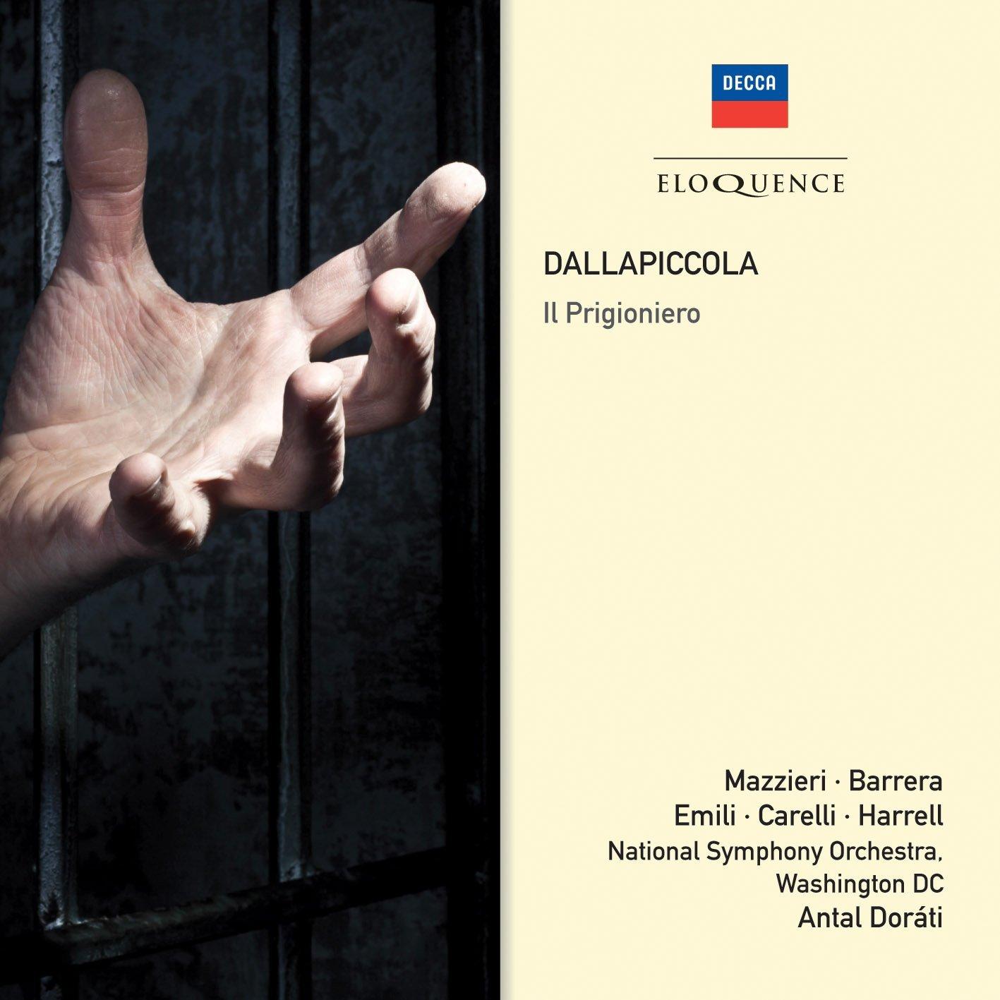cover decca prigioniero eloquence